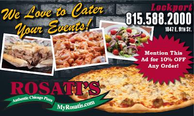 Rosatis Pizza Lockport
